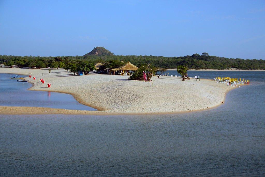 Lugares Para Viajar No Brasil Alter Do Chao