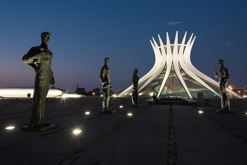 Lugares Para Viajar No Brasil Brasilia