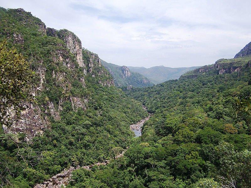 Lugares Para Viajar No Brasil Chapada Dos Veadeiros