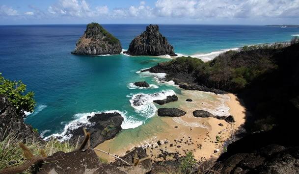 Lugares Para Viajar No Brasil Fernando De Noronha