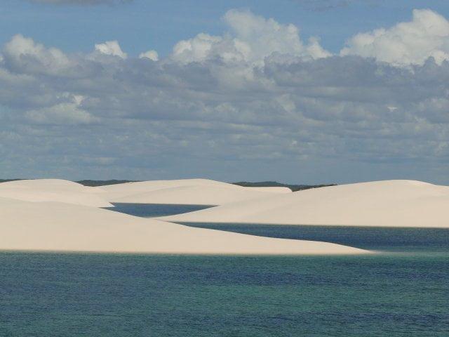 Lugares Para Viajar No Brasil Lencois Maranhenses