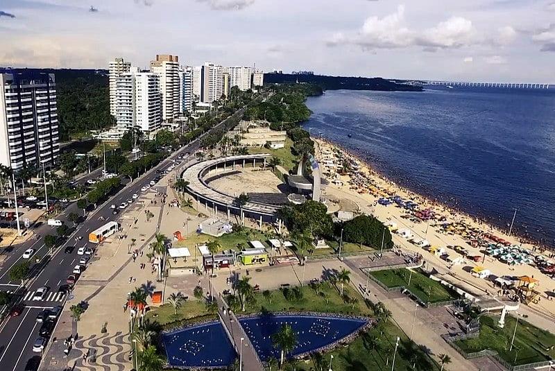 Lugares Para Viajar No Brasil Manaus