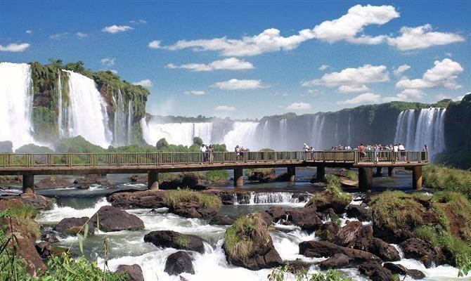 Lugares Para Viajar No Brasil Foz Do Iguacu