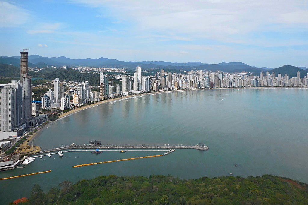 Lugares Para Viajar No Brasil Balneário Camboriu