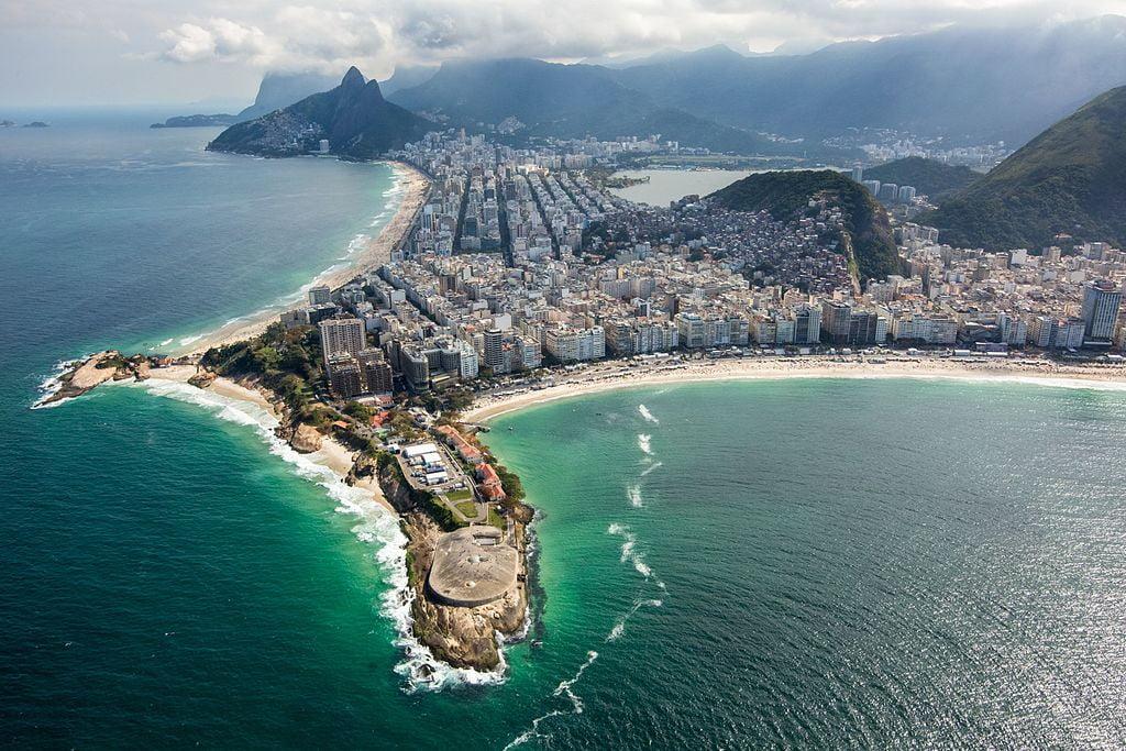 Lugares Para Viajar No Brasil Rio De Janeiro