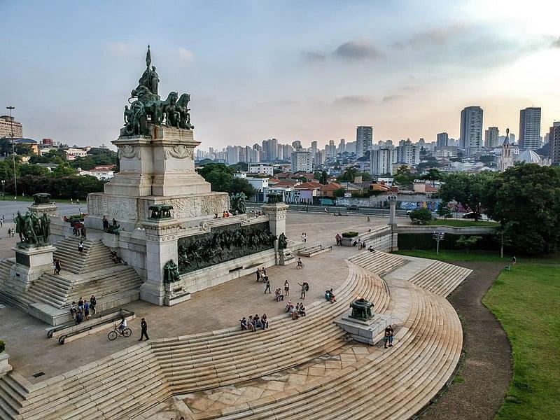 Lugares Para Viajar No Brasil Sao Paulo