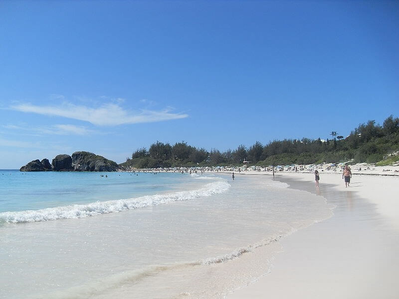 Praias Do Caribe Horseshoe Bay – Bermudas