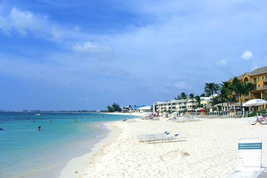 Praias Do Caribe Seven Mile Beach – Ilhas Cayman