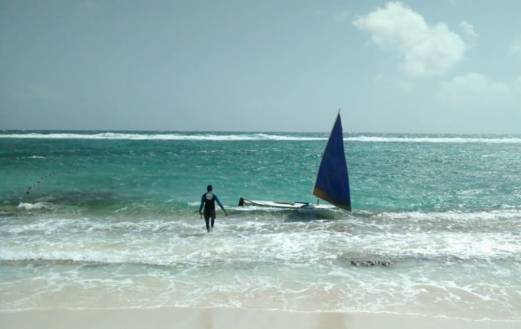 San Andres Colombia Coastal And Oceanic Landforms Wind Wave Wave Sailing 1461569 Pxhere.com