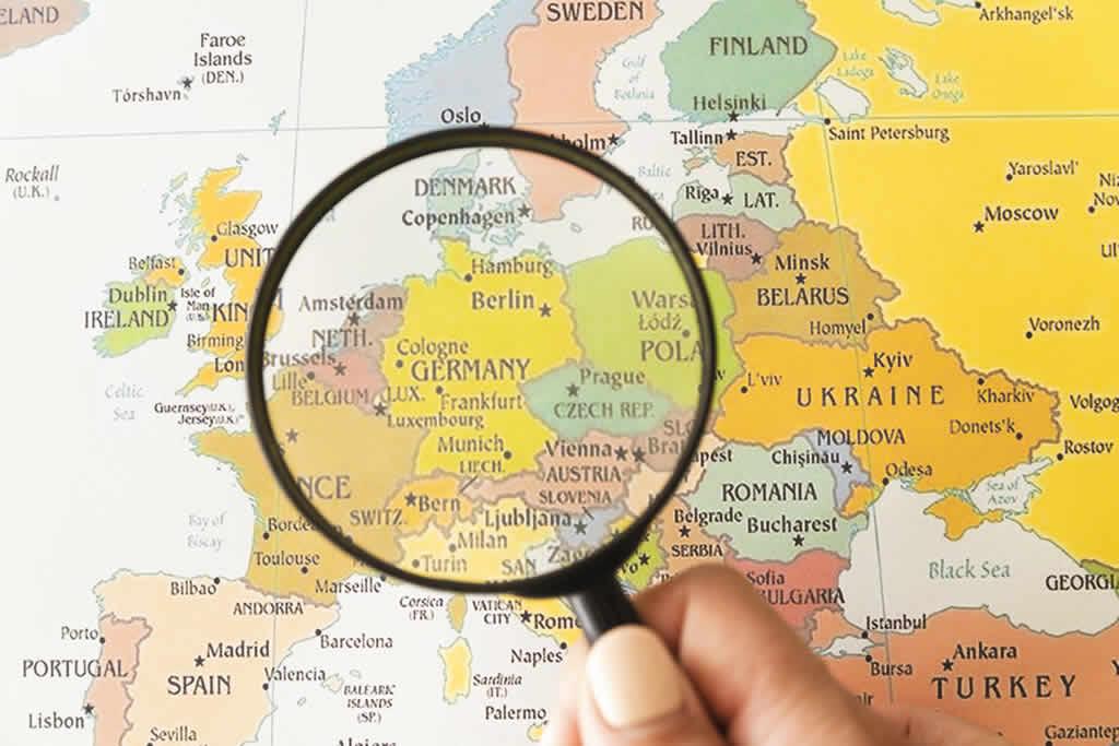 Paises Que Nao Precisa De Visto Na Europa