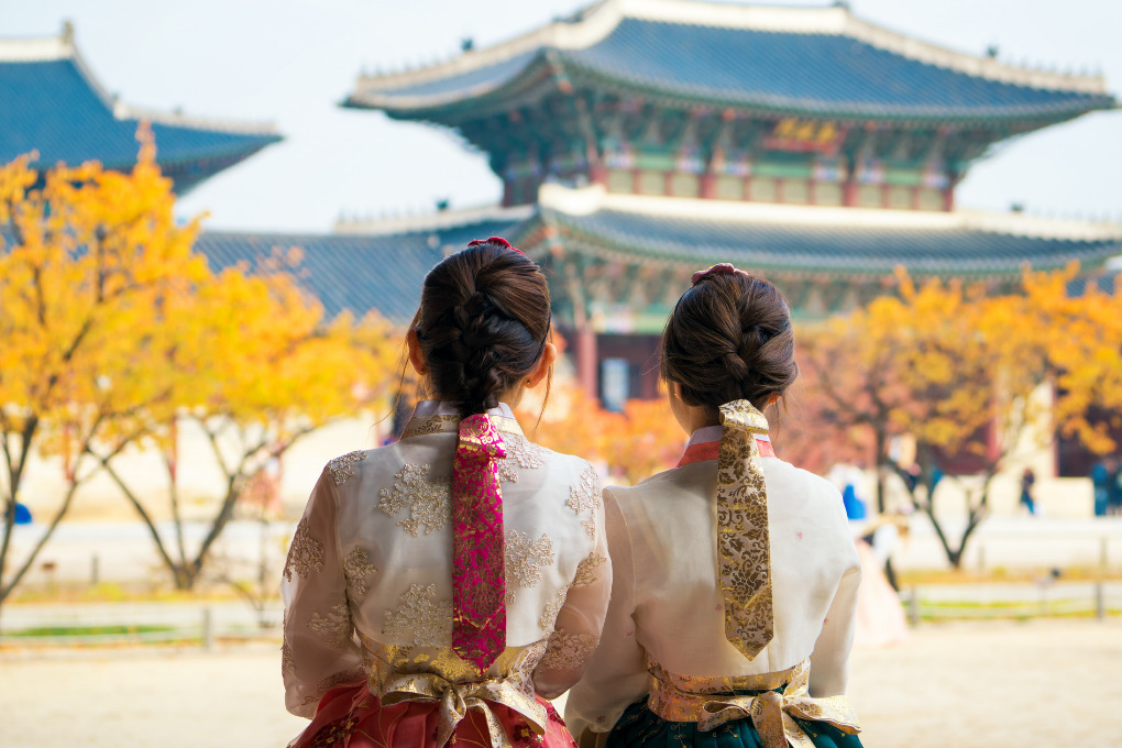 Parque De Diversao Na Coreia Do Sul