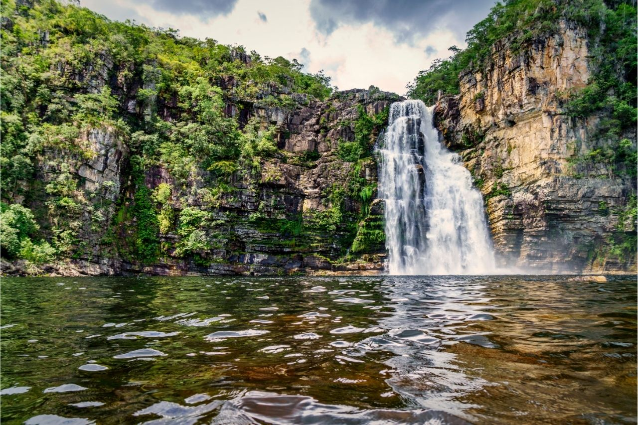 Cachoeiras Brasileiras Para Nadar