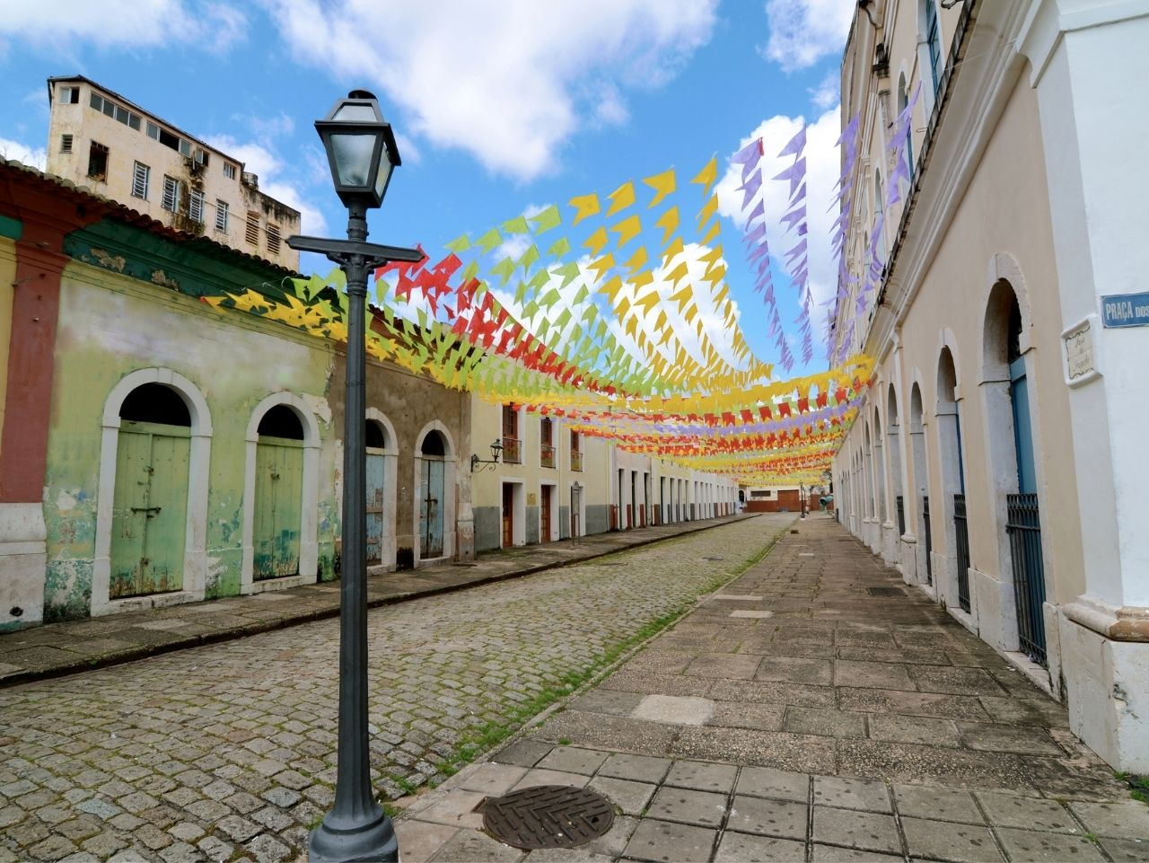 Centro Historico Maranhao