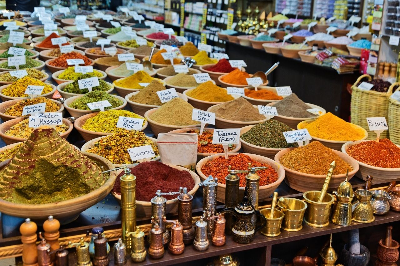 Jerusalem Mercado