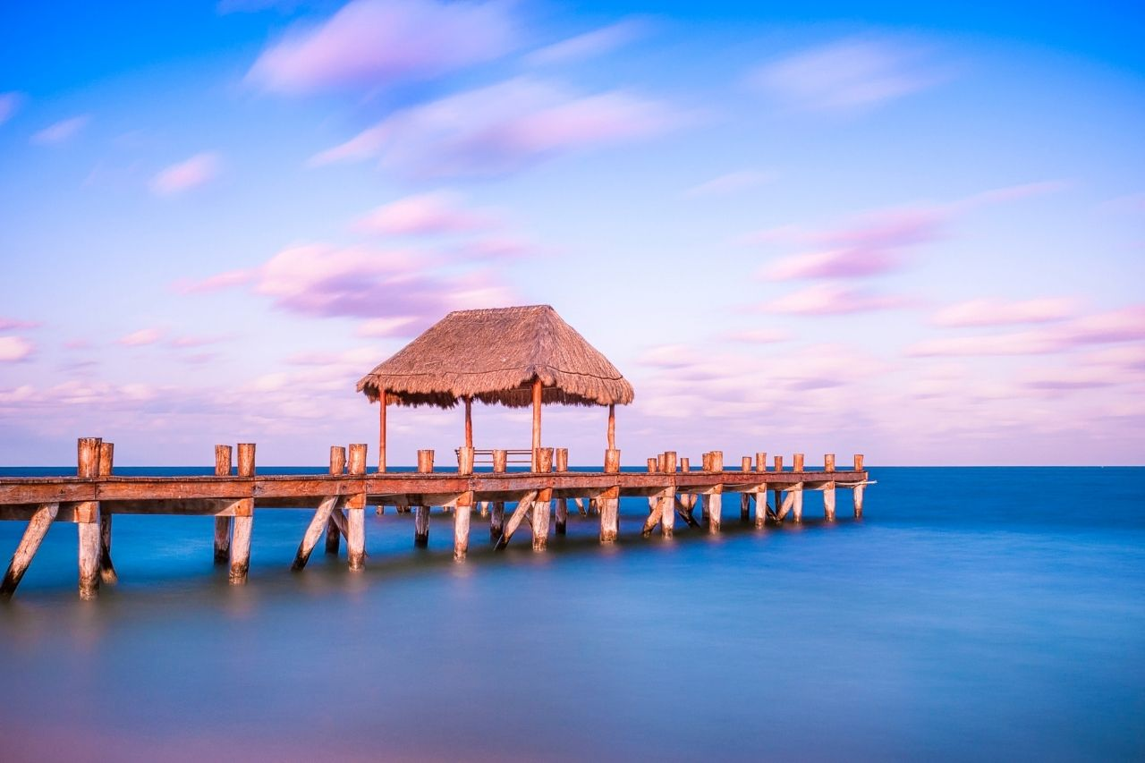 Narcer Do Sol Praias No Mexico