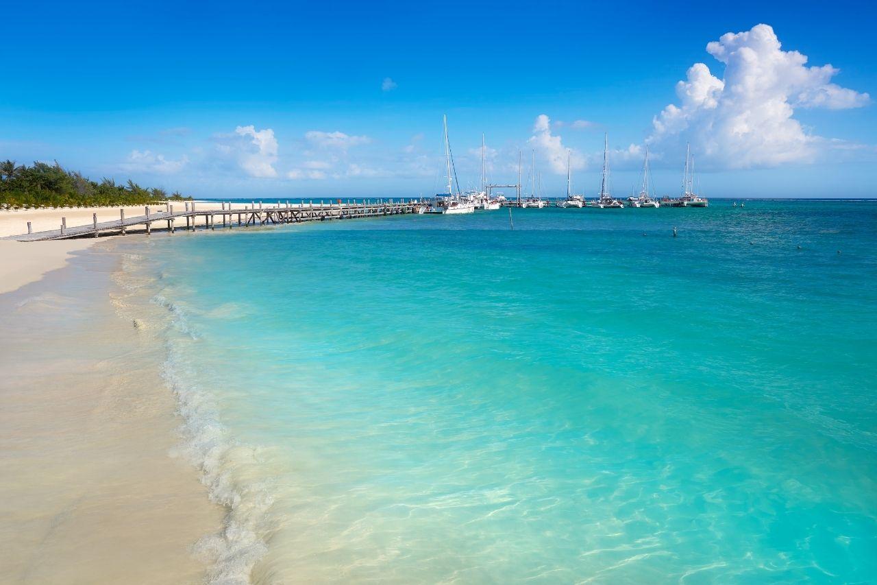 Praias No Mexico