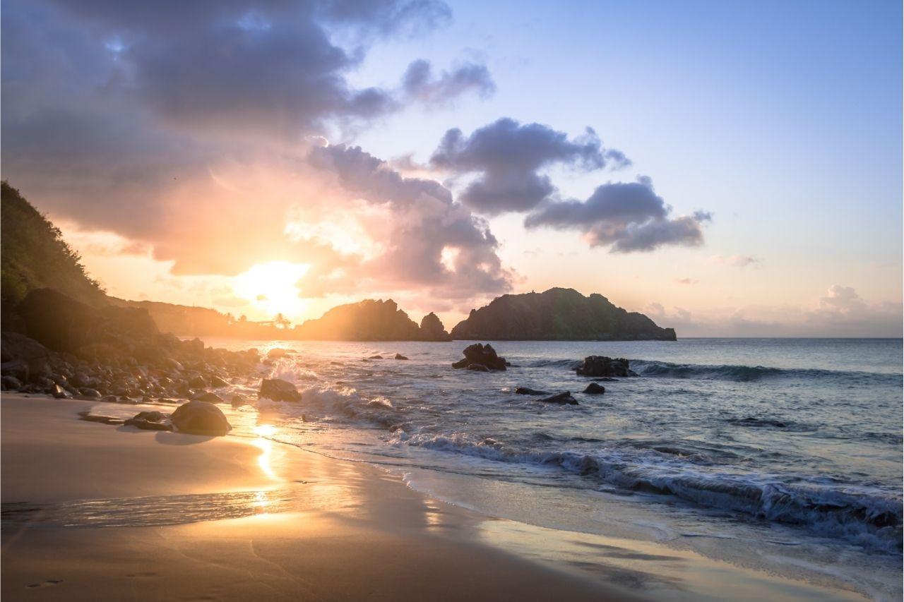 Praias Paradisiacas No Brasil Noronha