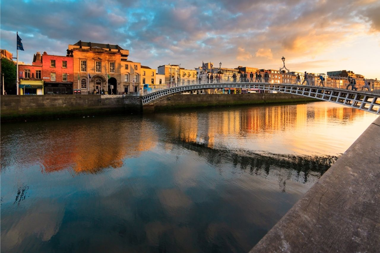 Paises Para Morar Irlanda