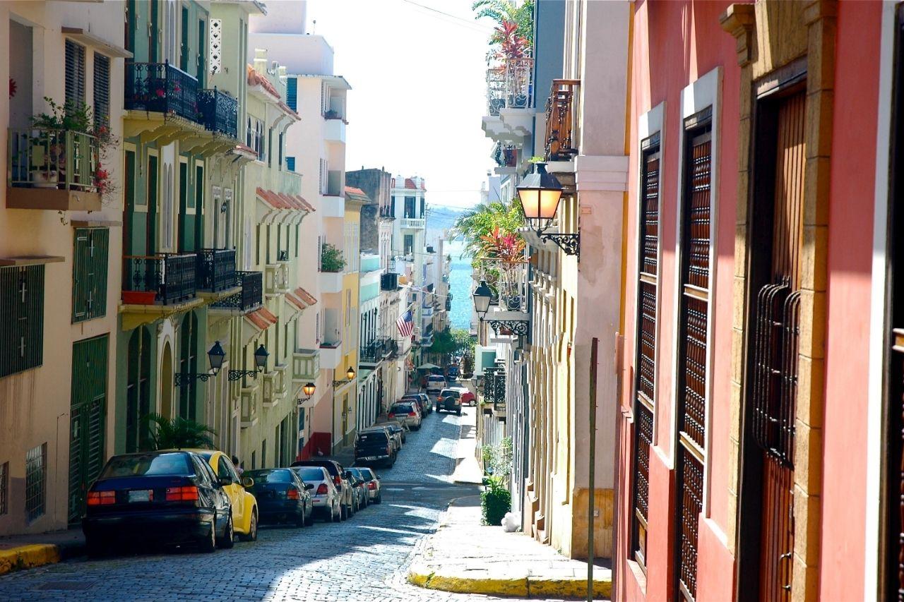 Porto Rico Rua