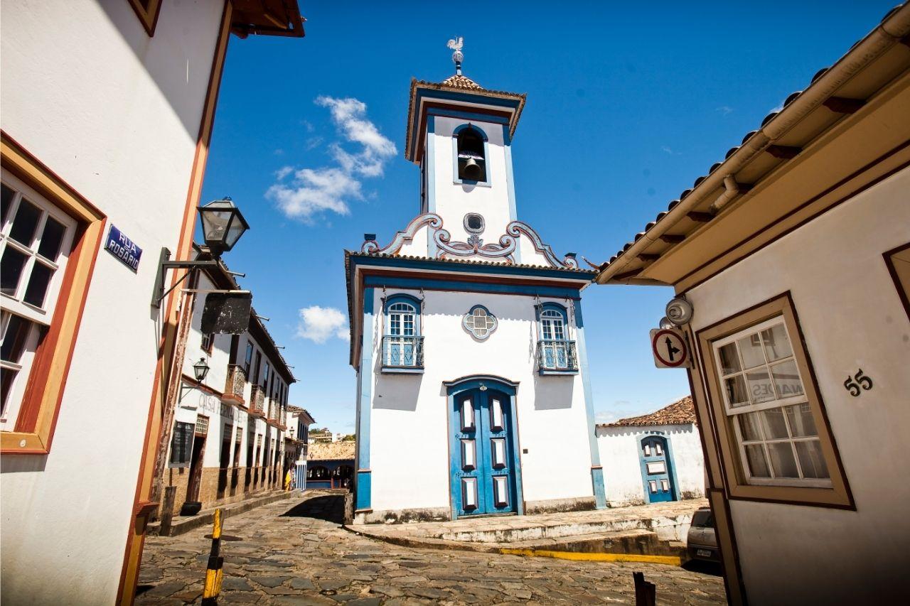 Diamantina Cidades Historicas De Minas Gerais