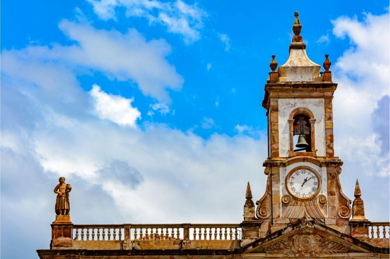 Torre Cidades Historicas De Minas Gerais